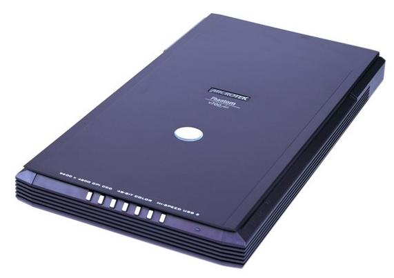 中晶Phantom v700 Plus扫描仪驱动 v2.15p 官方版 0