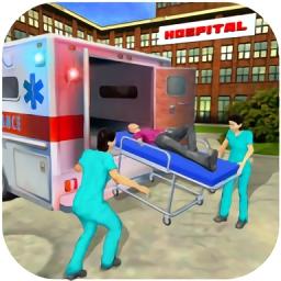 救护车模拟2018