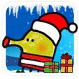 涂鸦跳跃圣诞节版