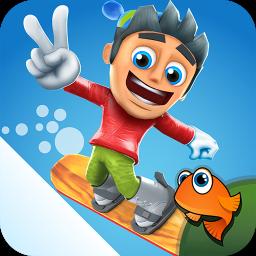 滑雪大冒险2游戏