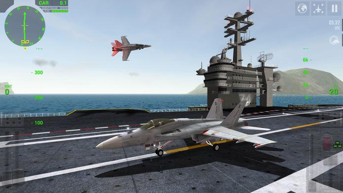 F18模拟起降(F18 Carrier Landing) v6.2.0 安卓版 0