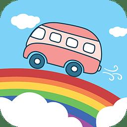 图吧彩虹公交