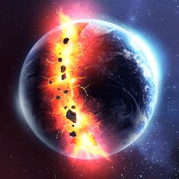 行星粉碎模拟器