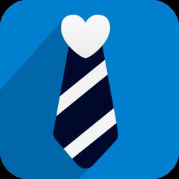 蓝领带(找工作)