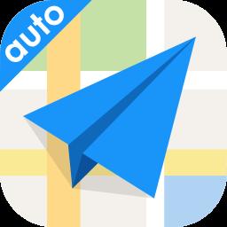 高德地图车机版导航app
