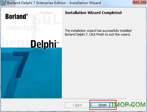 Delphi7企业版