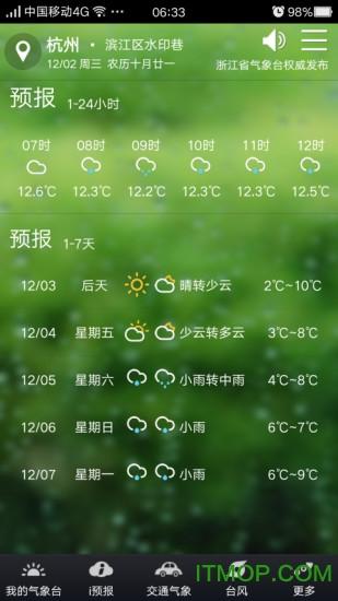 智慧气象 v1.2.9 官网安卓版1
