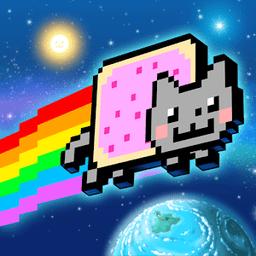 彩虹猫之迷失太空游戏