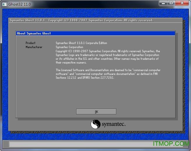 一键GHOST优盘版老版本 v2009.09.09  中文安装版 0