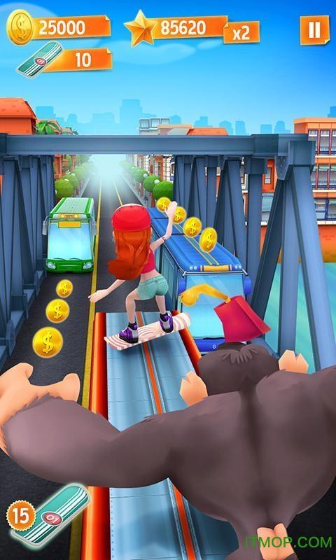 巴士酷跑游戏 v1.01 安卓版 1
