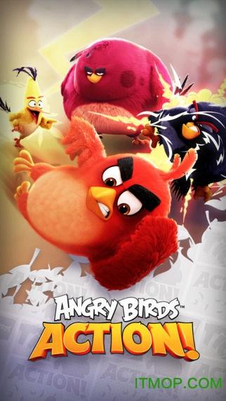 愤怒的小鸟冲冲冲 v2.6.2 安卓版 1