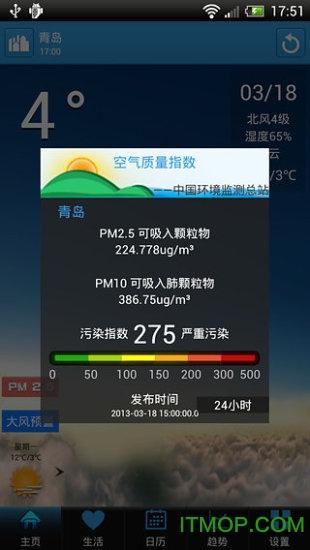 出游天气 v2.0.1 安卓版0