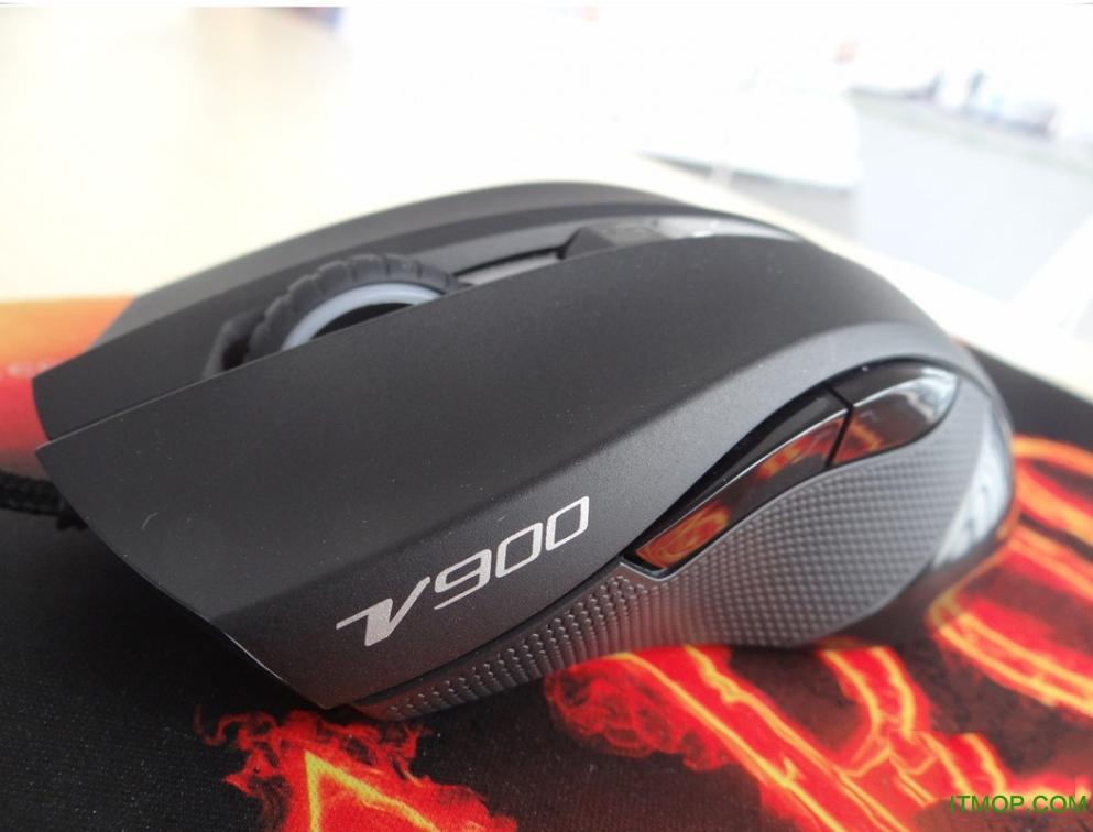 雷柏V900激光游戏鼠标驱动 v1.04 官方最新版 0