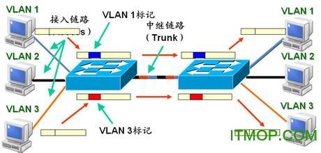 vlan小型公司应用案例分析视频教程  0