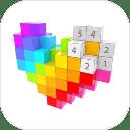 voxel涂色游戏(3d像素填色)v3.0 安卓版