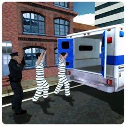 警察巴士模拟器游戏