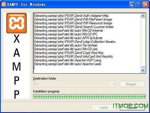 XAMPP for Windows v8.0.5.0 多国语言官方安装版 0