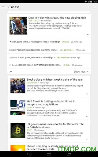 谷歌新闻与天气手机版 v3.4.8 安卓版1