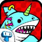 鲨鱼进化手机游戏