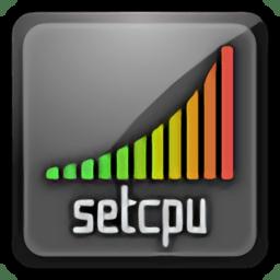 SetCpu汉化版(安卓超频工具)