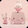 可爱萌兔动态壁纸