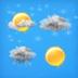 动态天气预报app