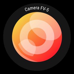 ��I相�CCamera FV-5 app