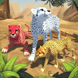 ?#21592;��易?#28216;戏(Cheetah Family Sim)