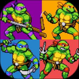 忍者神龟游戏(ninja turtles)