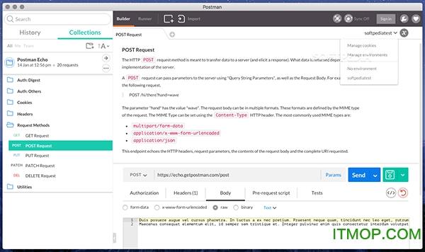 谷歌浏览器postman插件 v5.5.4 官方版 0