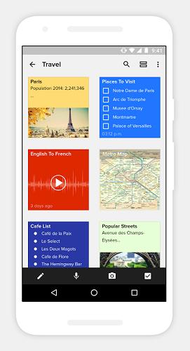 记事本手机软件 v1.0.9 安卓版 1