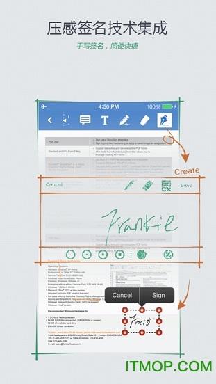 福昕PDF阅读器iphone企业版 v6.7 苹果官方版 0