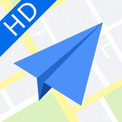 高德地图HD ipad版