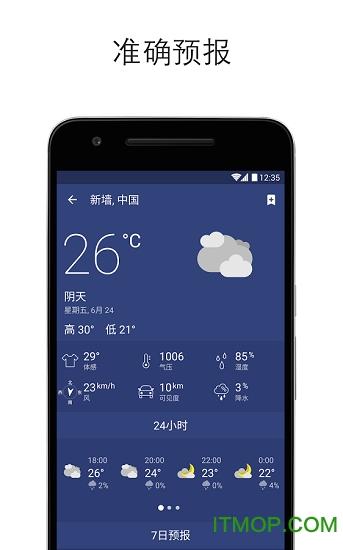 气象雷达滚动播放 v1.1 安卓版1