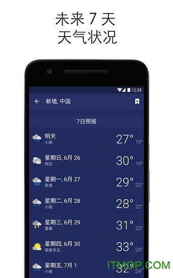 气象雷达滚动播放 v1.1 安卓版2