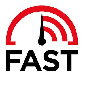 FAST网速测试