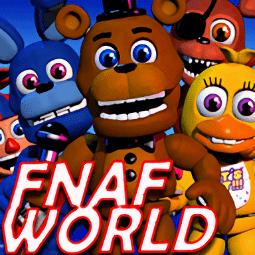 fnaf world完整版(fnaf世界)