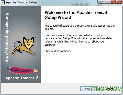Apache Tomcat 7.0 v7.0.70 官方安装版 0