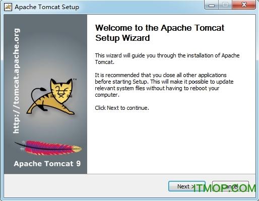 Apache Tomcat 9 v9.0.0.9 官方安装版 0