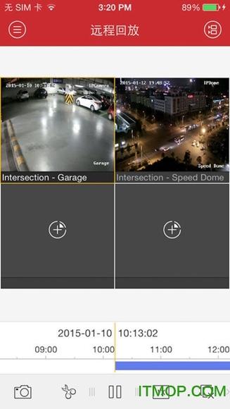 海康ivms4500lite�O果客�舳� v4.7.4 iphone版 0
