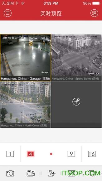 海康ivms4500lite�O果客�舳� v4.7.4 iphone版 2