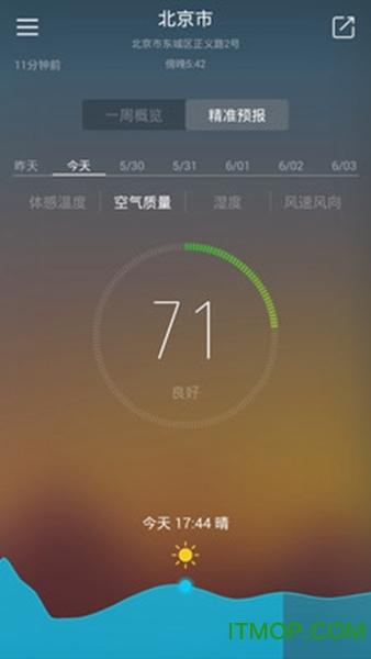 天气预报查询手机客户端 v2.8 官网安卓版2