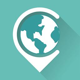 稀客地图(中文版境外旅游地图)