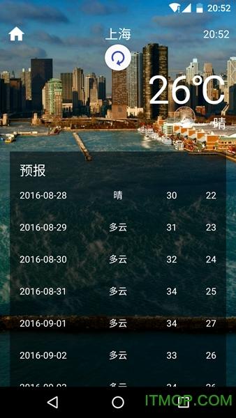 酷欧天气手机版 v1.2 安卓版3
