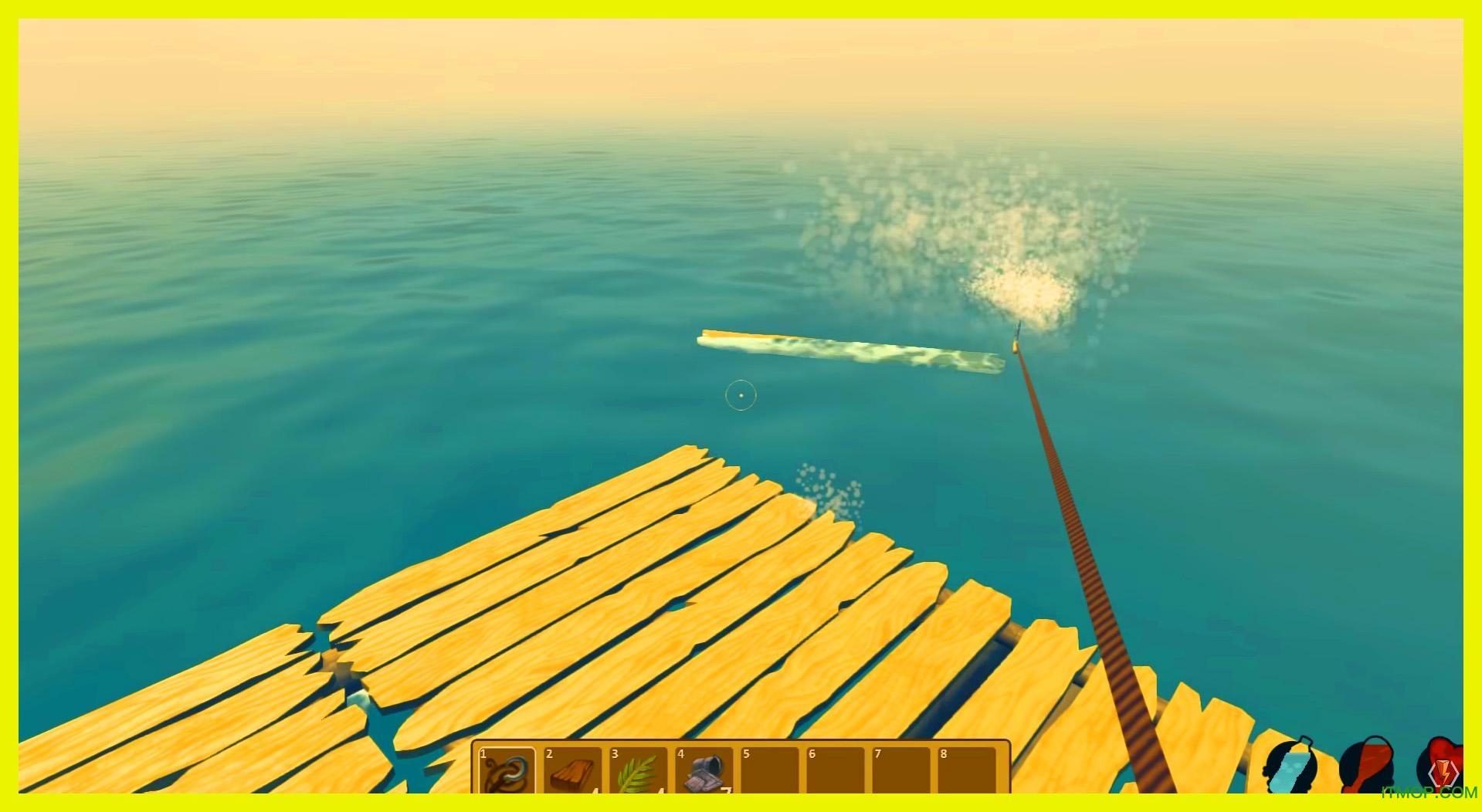 木筏生存游戏(Raft survival craft) v1.6.1 安卓中文版0