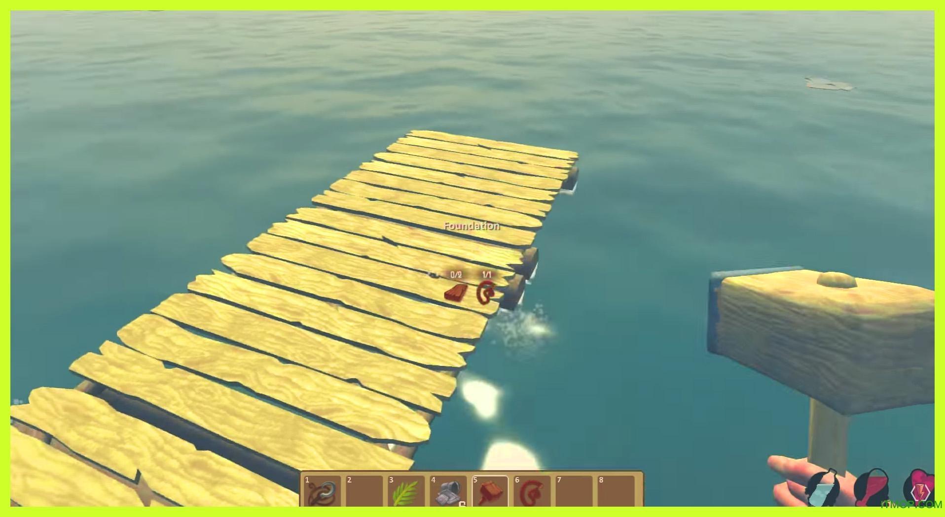 木筏生存游戏(Raft survival craft) v1.6.1 安卓中文版1