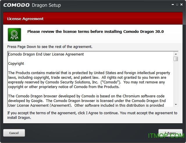 Comodo Dragon(科摩多龙安全浏览器) v73.0.3683.75 多国语言官方安装版 0