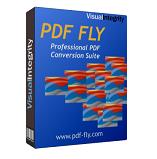 PDF转CAD文件工具(PDF FLY)