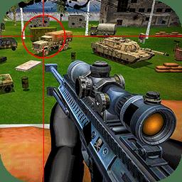 像素狙击手小游戏