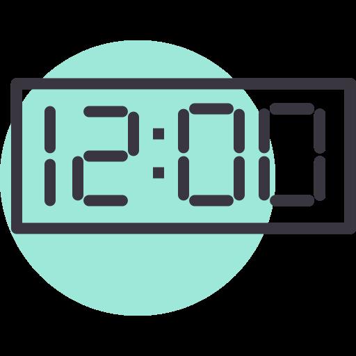 新机表(让旧手机当钟表)